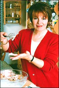 Delia Smith - a recipe for one tough cookie