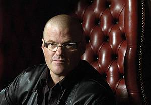 Heston Blumenthal - man of the moment again