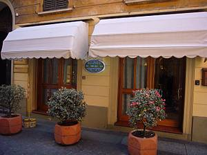 Franco Rossi restaurant - is it the best in Bologna?